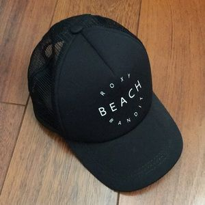 Roxy beach bandit hat